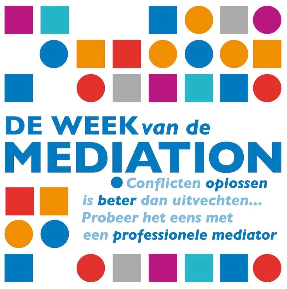 De WEEK van de MEDIATION